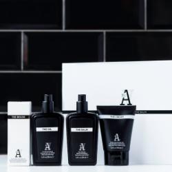 Pack Afeitado ICON Mr A. The Shave + Brocha especial