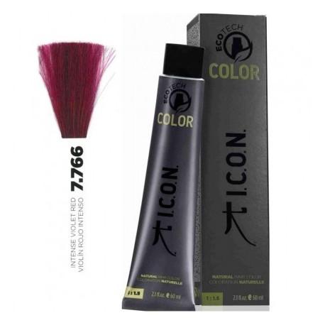 Tinte ICON Ecotech Color Violín Rojo Intenso 7.766