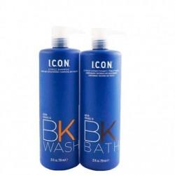 Pack ICON Antiencrespamiento: Champú + Acondicionador Anti-frizz739ml