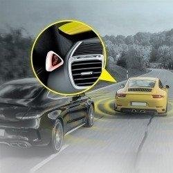 Avisador visual y acústico de ángulo ciego universal para coche de Steelmate
