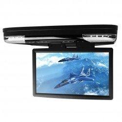 """Pantalla de Techo Xtrons HD de 15.6"""" DVD USB JUEGOS 12V/24V"""