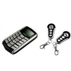 Alarma Coche SPY LC629 con 2 Mandos. GSM + localización por GPS