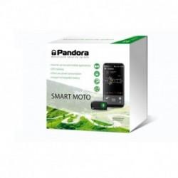 Pandora SMART MOTO - Alarma inteligente para moto de ultra bajo consumo, largo alcance, autoarranque