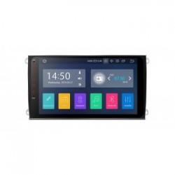 """Navegador LCD 9"""" Táctil Porsche Cayenne Android 9.0 + Interface + CarPlay"""