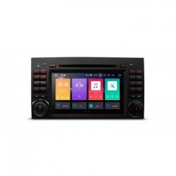 Navegador GPS para Mercedes Benz Clase A Clase B Vito Viano Sprinter Android 9.0 4Gb RAM CarPlay