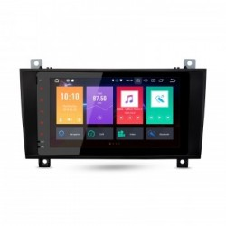 "Navegador GPS para Mercedes Benz SLK R171 LCD 8"" Android 9.0 4Gb RAM CarPlay"