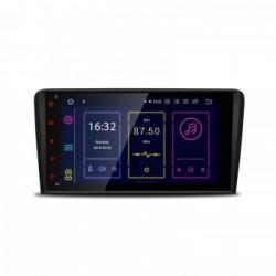 "Navegador GPS LCD Táctil 8"" 4K Audi A3 8P ANDROID 9.0 4Gb RAM 64Gb ROM"