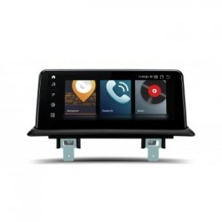 """Navegador GPS LCD 10,25"""" BMW Serie 1 Android 9 4Gb RAM"""