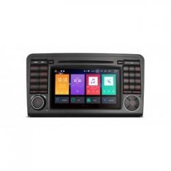 Navegador Mercedes ML W164 y GL X164 Android 9.0 4Gb Ram CarPlay