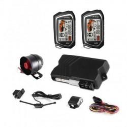 Alarma Coche SPY LT836 con Sensor Golpes + Microondas y Auto Arranque