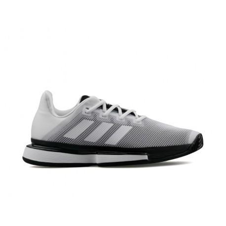 pluma Desanimarse piso  Zapatillas Adidas talla grande 49,5 Padel Sole Match USA 14 EU 49 1/3 (32 Cm)  - Comparador de Precios Roas Link