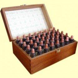 Set Completo Elixires Florales de Plantis - Estuche de madera