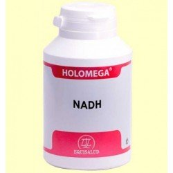 Holomega NADH - Equisalud - 180 cápsulas