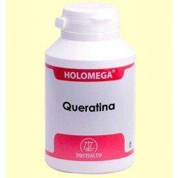 Holomega Queratina - Equisalud - 180 cápsulas