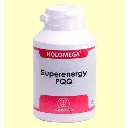 Holomega Superenergy PQQ - Equisalud - 180 cápsulas