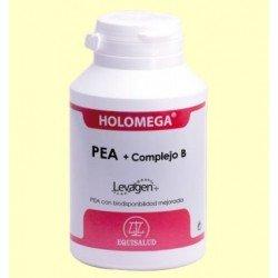 Holomega Pea y Complejo B - Equisalud - 180 cápsulas