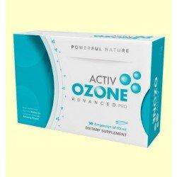 Ozone Advanced Pro - Activozone - 30 ampollas