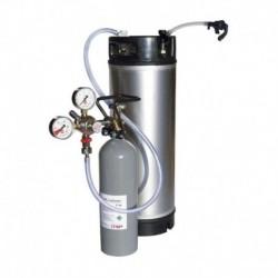 Sistema barril a presión